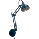 Applique en métal bleu figuerolles 36x40x12cm-XXL