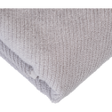 Lot de 2 gants gris borie  en coton bio-COLINE
