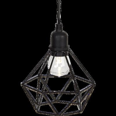 Guirlande électrique 8 LED L49cm-MIREILLOU