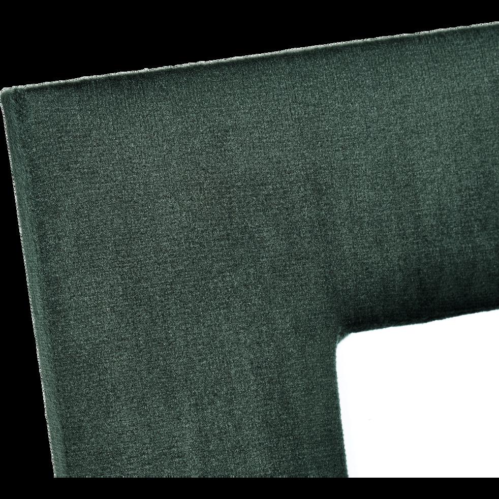 Cadre photo en velours vert 10x15cm-IRIS