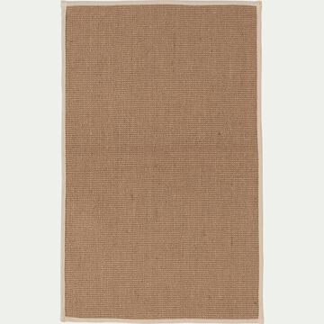 Tapis en jute - naturel 50x80cm-MAGNOLIAS
