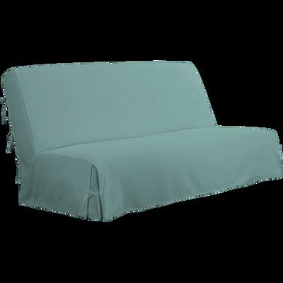Housse pour BZ bleu clair 140cm-HOUSSE