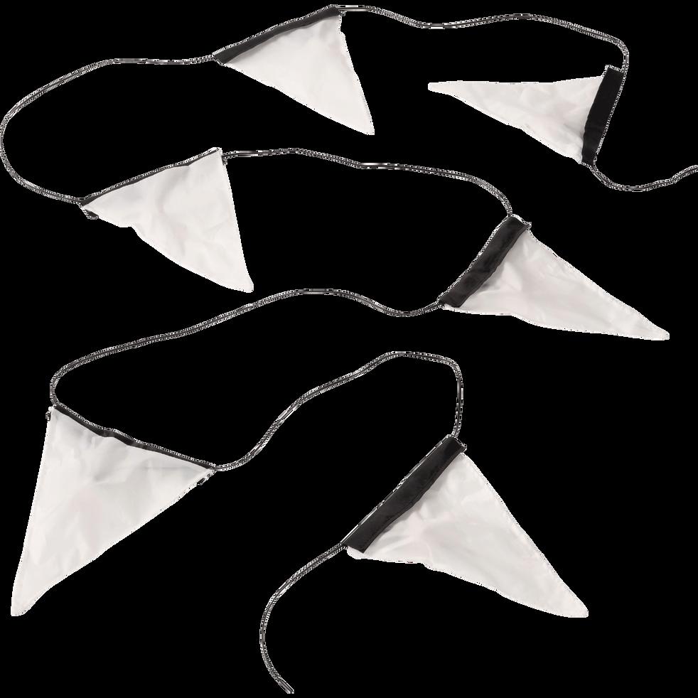 Guirlande lumineuse 10 fanions LED L7m-FLAGY