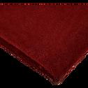 Serviette de bain 50x100cm rouge sumac-ARROS