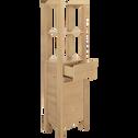Colonne de salle de bains en chêne 170cm-NATIVE