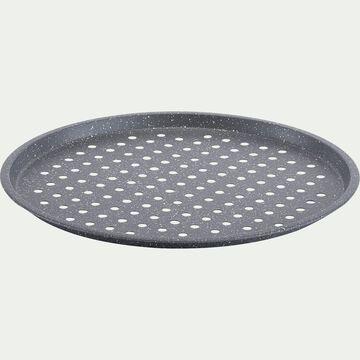 Plaque à pizza perforée D33,5cm-OLIZY