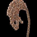 Branchage artificiel cuivré L109cm-SEN