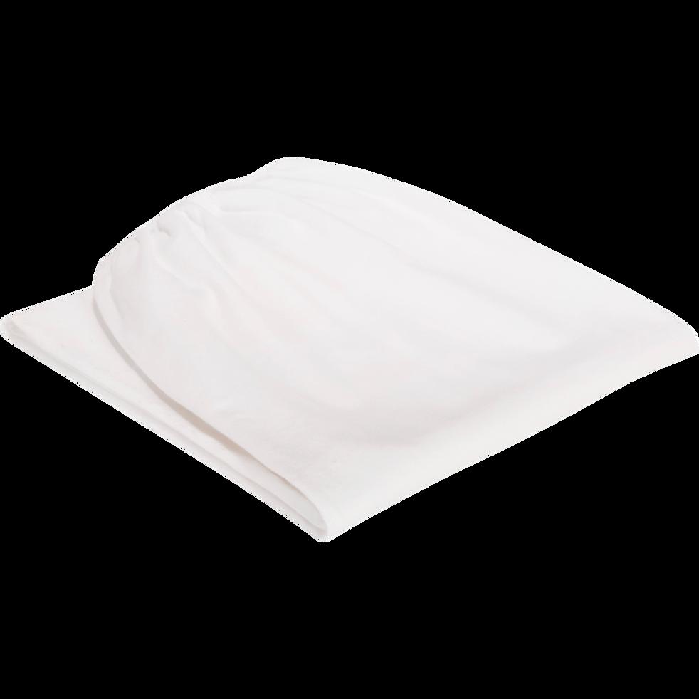 Protège-traversin en coton traité Aegis - 140 cm-Hewa