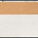 Drap de bain 50x150 cm blanc-GUILIA