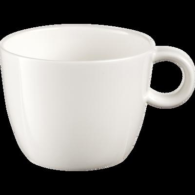 Tasse en porcelaine légère qualité hôtelière 11cl-SENANQUE