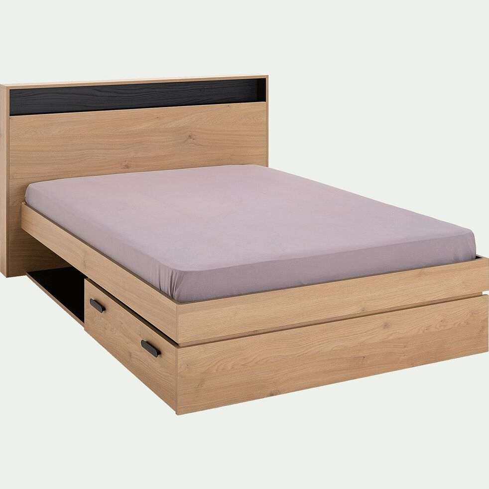 Tiroir et niche pour lit Salva-SALVA