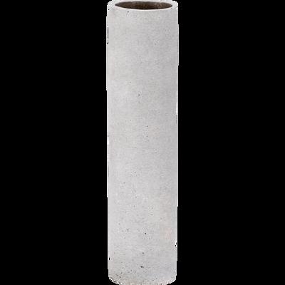 Vase effet béton H31cm-CALCIS