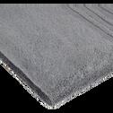 Drap de douche 70x140cm gris anthracite-NOUN