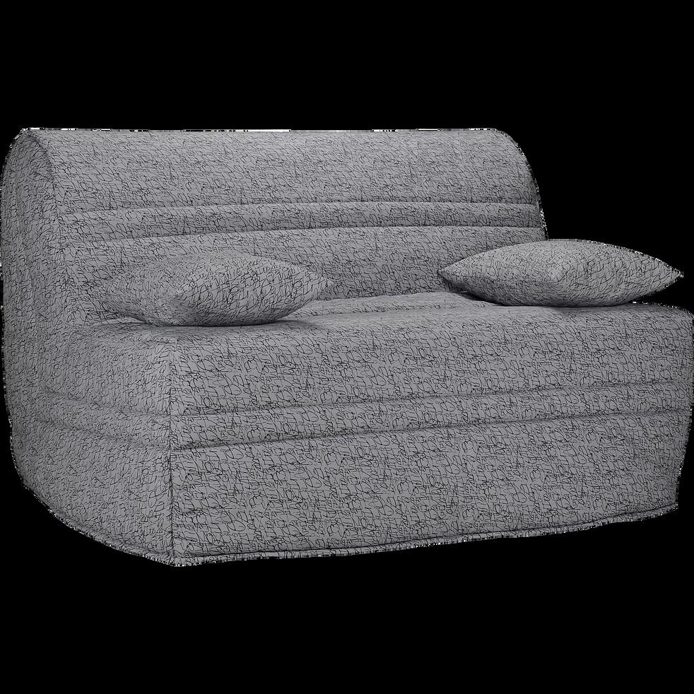 housse pour bz 160cm motifs criture wordy housses de clic clac et bz alinea. Black Bedroom Furniture Sets. Home Design Ideas