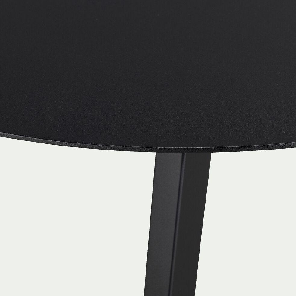 Table fixe en aluminium 8 personnes - vert cèdre L160xl100xH76-Zepplin