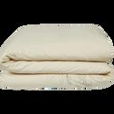 Housse de couette en coton imprimé Agapanthe 240x220cm-ASTI
