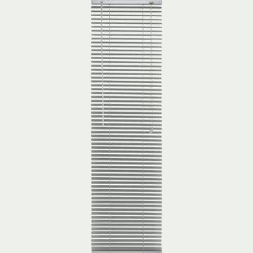 Store vénitien en aluminium gris 52x150cm-EASY VEN
