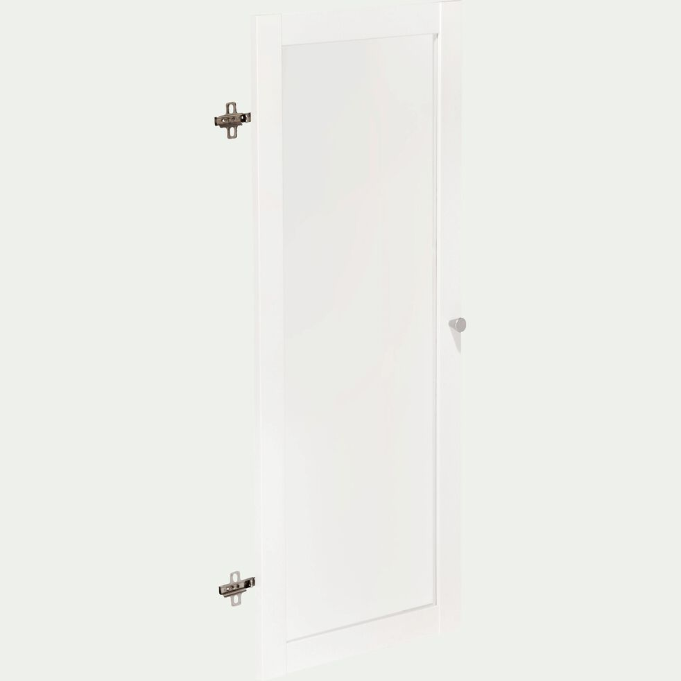Porte vitrée - blanc-Biala