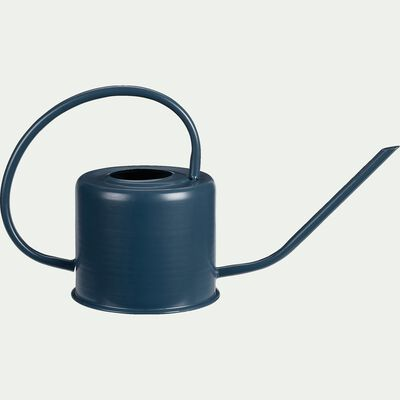 Arrosoir en métal 1,5L - bleu-ENOS