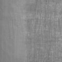 Rideau en lin gris restanque 140x300cm-VALLON