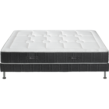 Sommier tapissier Bultex 14 cm - 160x200 cm-INTEREST