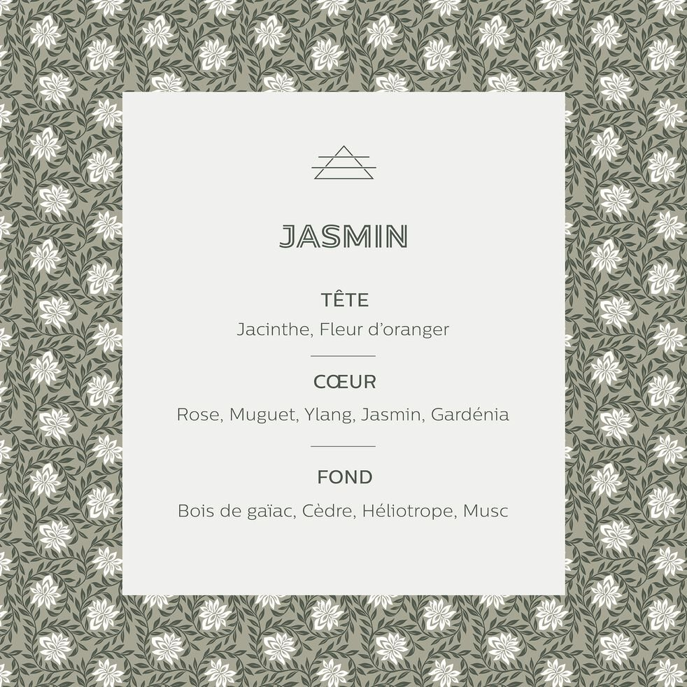 Vaporisateur senteur Jasmin 100ml-JASMIN