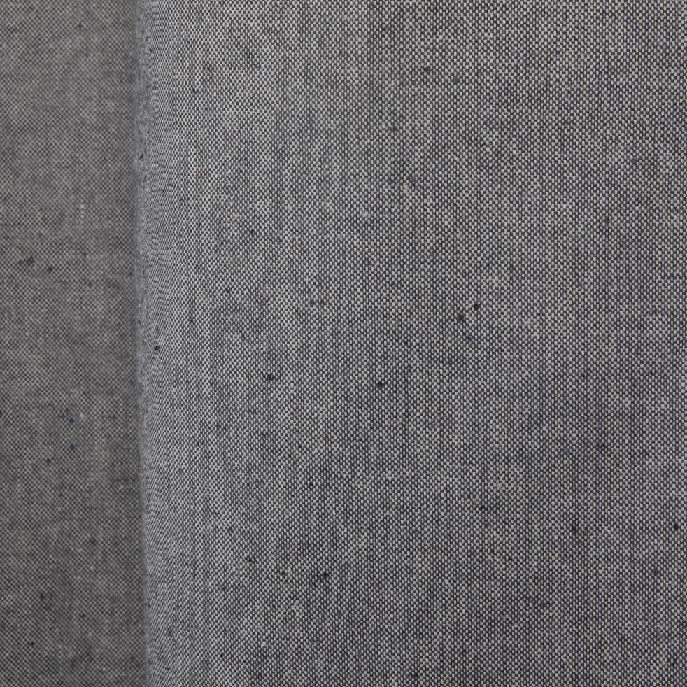 Rideau thermique gris restanque 140x300cm-CORBIERE