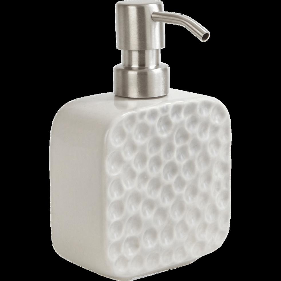 Distributeur de savon effet martelé-MARTELY
