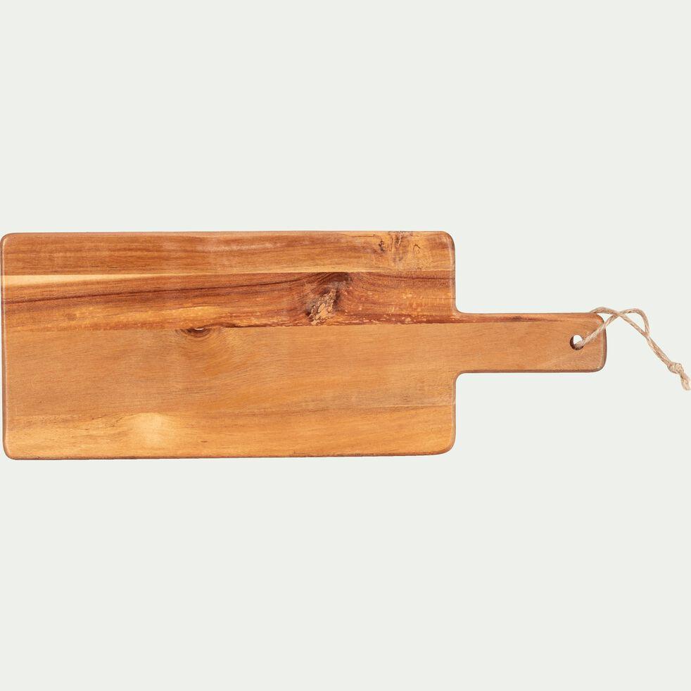 Planche à découper en acacia 40x15cm-SIVAN