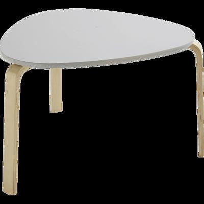 Table Couleur Blanche Pour Enfant LOU