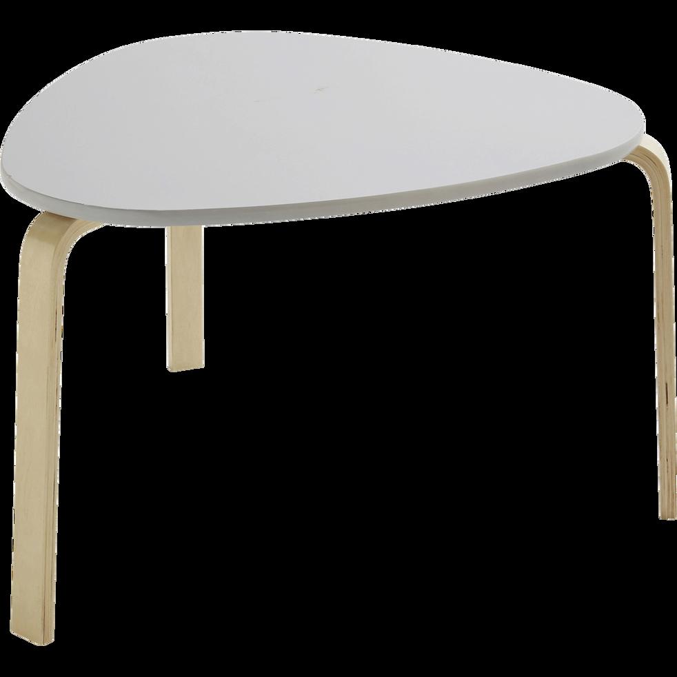 table couleur blanche pour enfant lou tables chaises. Black Bedroom Furniture Sets. Home Design Ideas