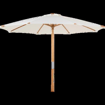 Parasol droit écru D3m-TELESE
