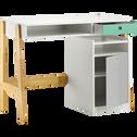 Bureau enfant avec caisson-OPTIC