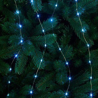 Guirlande lumineuse 100cm - 320 MicroLED blanc froid-VALANT