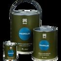Peinture acrylique mate multi-supports 1L bleu figuerolles-PEINTURE