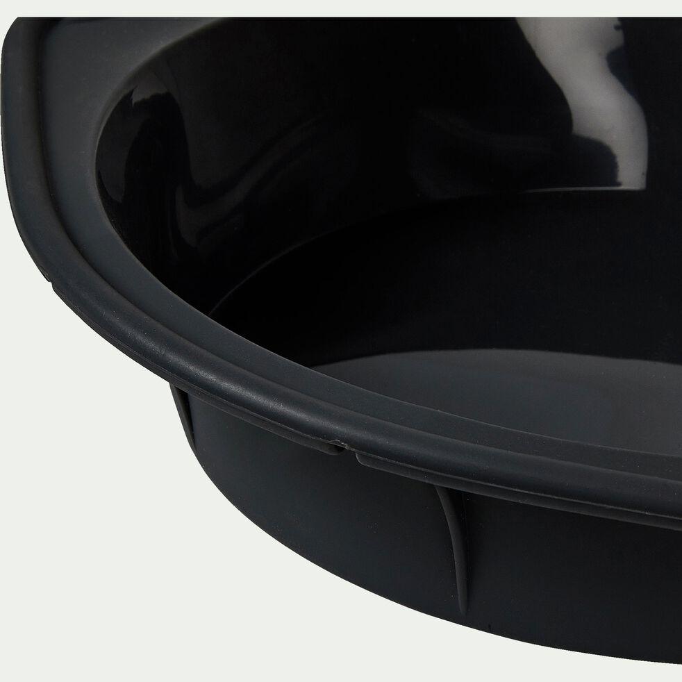 Moule à manqué en silicone gris D24cm-IRAU