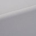Sommier à lattes avec encadrement recouvert de tissu - 2x80x200 cm-DUNLOLATT