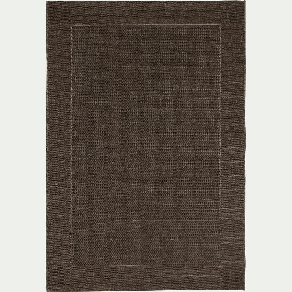Tapis intérieur et extérieur - marron 200x290cm-KELLY