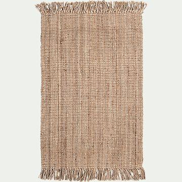 Tapis d'intérieur en jute - naturel 170x230cm-KARMA