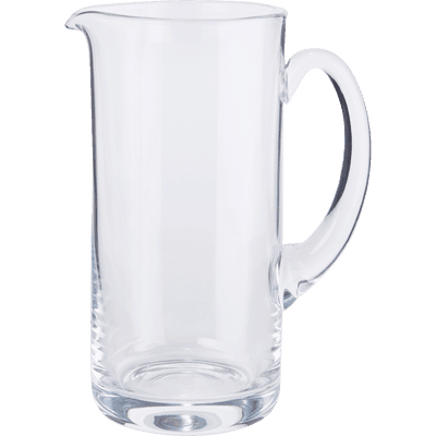 Carafe en verre transparent 1.5L-SUBLIME