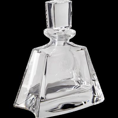 Carafe en cristal avec bouchon 50cl-CRYSTAL