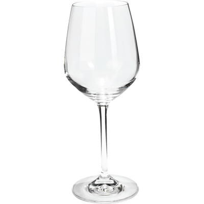 Coffret de 6 verres à pied en cristallin 26cl-SCENA