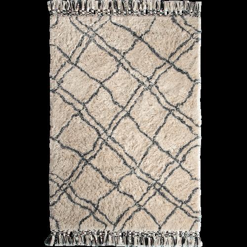 Grands Tapis De Salon Mobilier Et Décoration Alinea - Carrelage pas cher et tapis motif aztèque