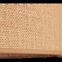 Abat-jour en jute D45xH45cm-ANDEL