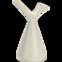 Arrosoir ivoire en plastique 1,7L-arrossoir