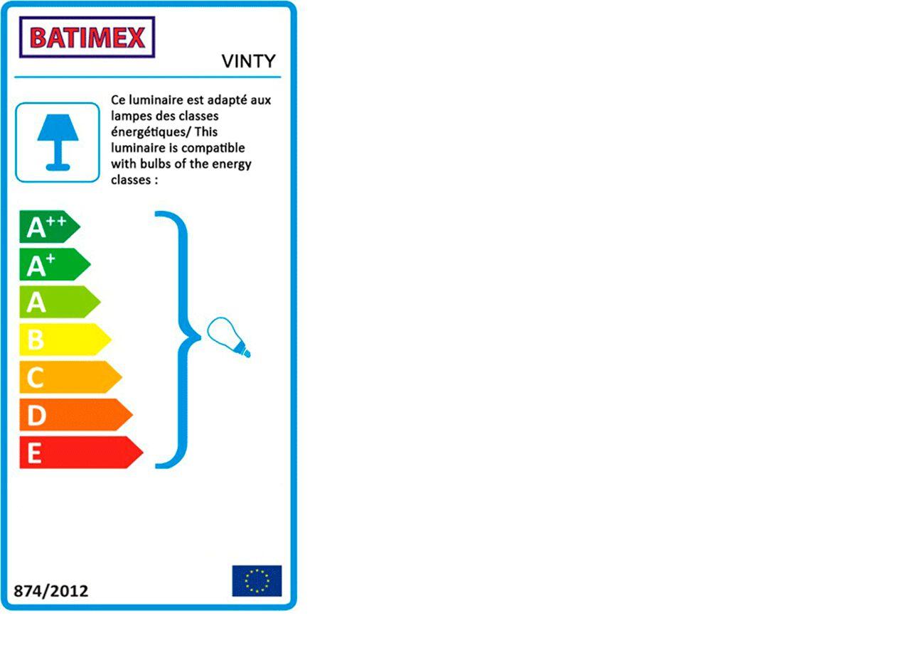 Guirlande électrique extérieure - 7m-VINTY