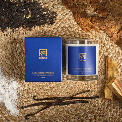 Bougie parfumée Saison Imprécise 160 g-SIGNATURE
