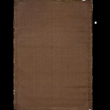 Tapis 60x90cm marron-Straw