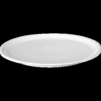 Assiette à pizza en porcelaine qualité hôtelière D30,5cm-ETO