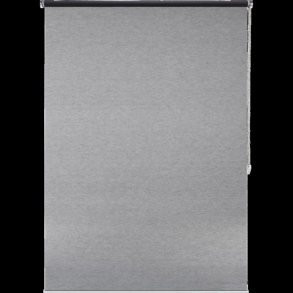 store enrouleur voile gris anthracite 80x250cm voile stores alinea. Black Bedroom Furniture Sets. Home Design Ideas